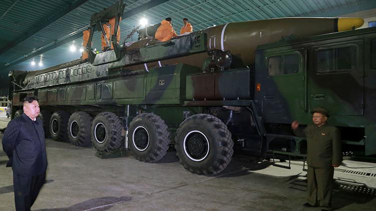 Ucrania fabrica misiles de Corea del Norte — El secreto