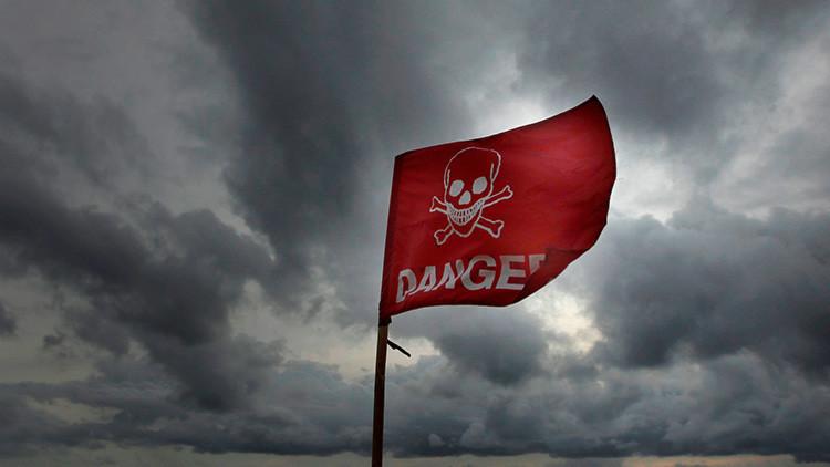 Un accidente provoca una fuga de materiales químicos peligrosos en Alemania