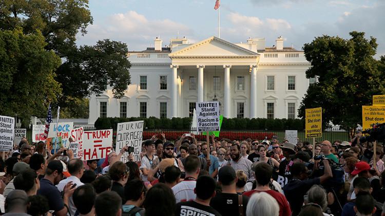 Protestas en EE.UU.  contra el racismo, la discriminación... y la administración Trump