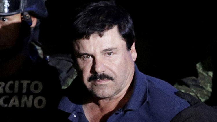 'El Chapo' se reunirá con una familiar para discutir el pago de su defensa en EE.UU.