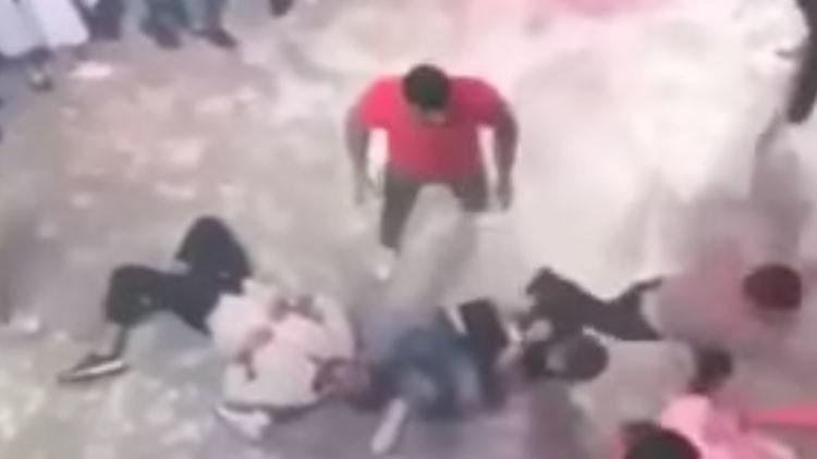 FUERTE VIDEO: Un joven italiano recibe una patada mortal en la cabeza durante una pelea en España