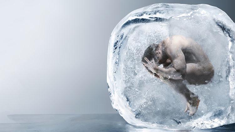 Engañar a la muerte: un chino congela el cadáver de su esposa para resucitarla en el futuro (FOTOS)