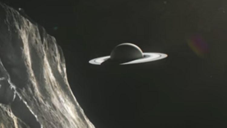 Cassini inicia su etapa final en Saturno con imponentes imágenes de la luna Titán (Fotos y video)
