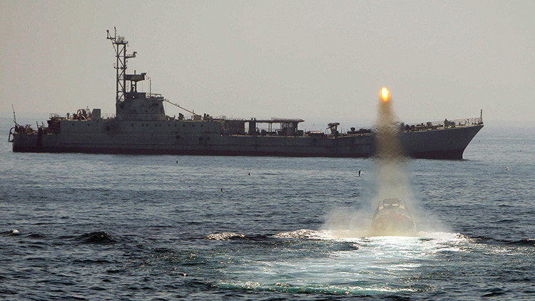 Irán prepara el envío de buques de guerra al Atlántico occidental