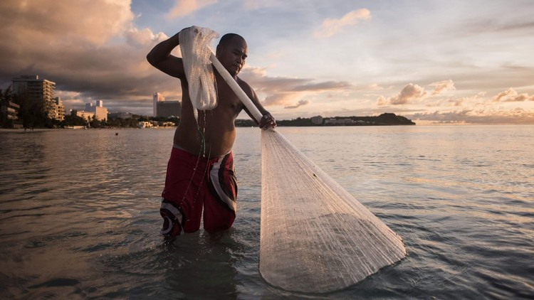Las emisoras de radio de la isla de Guam activan por error alertas de emergencia