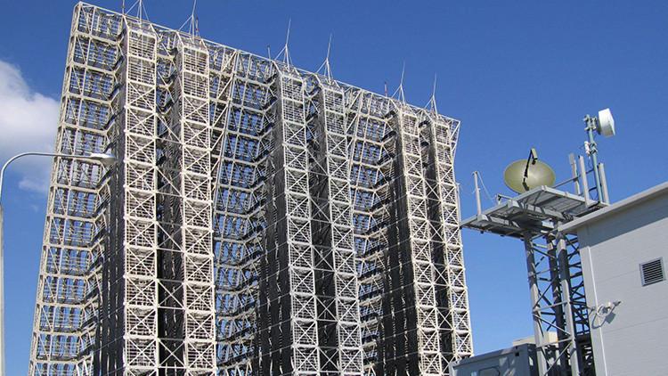 Rusia construye en Crimea un radar gigante de alerta temprana