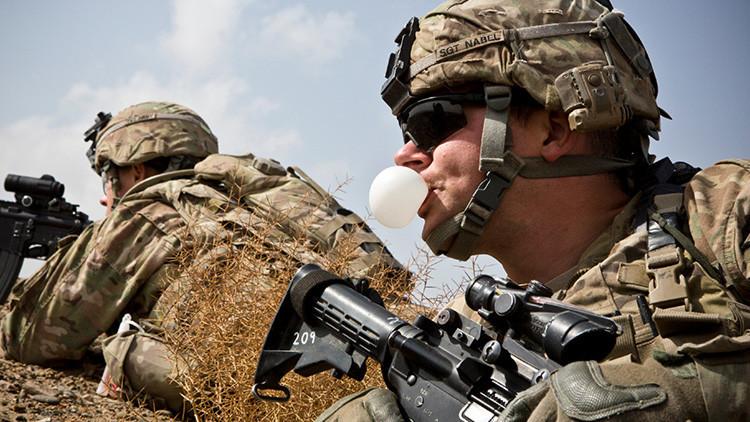 """Los marines estadounidenses ensayaron """"una tercera guerra mundial"""" contra Rusia"""