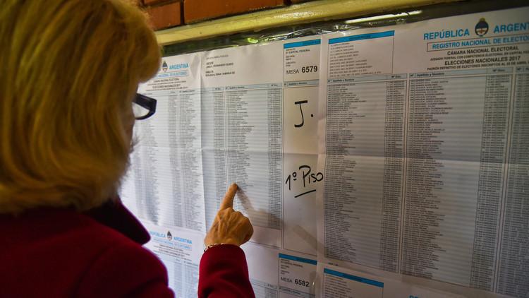 Elecciones primarias: comienza el conteo definitivo de votos en la provincia de Buenos Aires