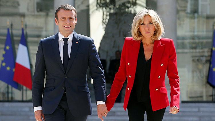 Un fotógrafo es demandado por Macron por acoso e invasión a la intimidad