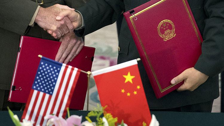 """EE.UU. y China establecen un mecanismo de diálogo militar para reducir los """"errores de cálculo"""""""