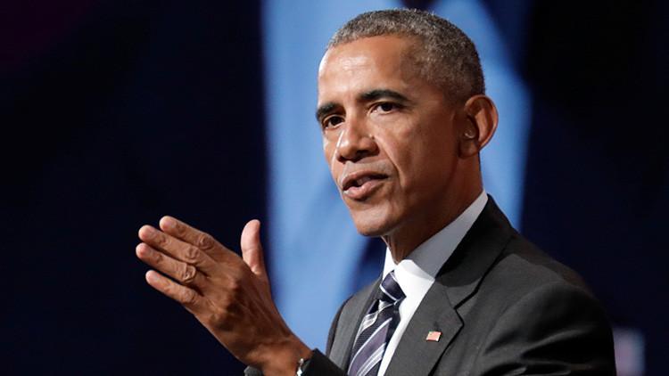 Obama, rey de Twitter por un mensaje sobre Charlottesville