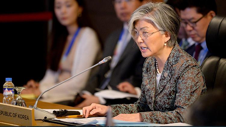 La canciller surcoreana visitará Moscú para discutir con Lavrov la crisis en la península coreana
