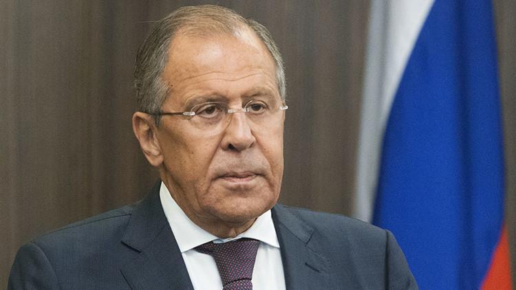 """Lavrov: """"Las opciones de presión económica a Corea del Norte están prácticamente agotadas"""""""