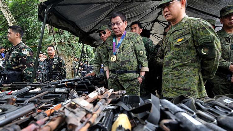 Matan a 32 personas en el día más mortal desde el inicio de la guerra contra la droga en Filipinas