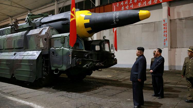 """El Gobierno ruso no descarta la """"venta directa"""" de motores de misiles desde Ucrania a Pionyang"""