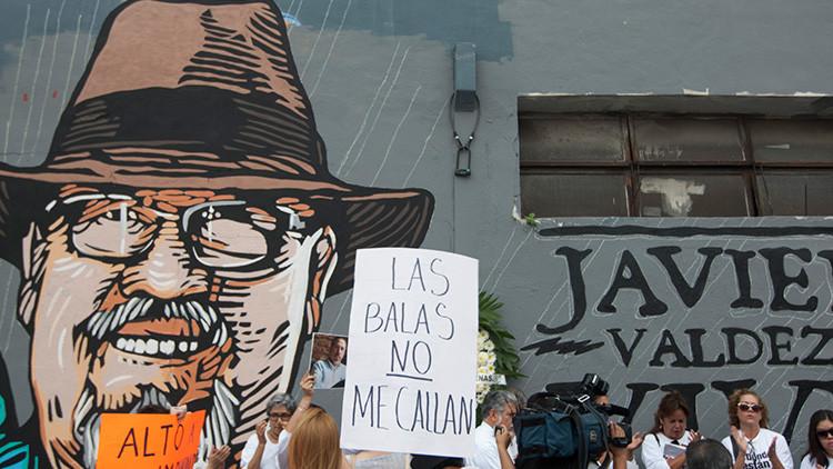"""""""A tres meses del asesinato del periodista Javier Valdez, prevalece un discurso de indiferencia"""""""