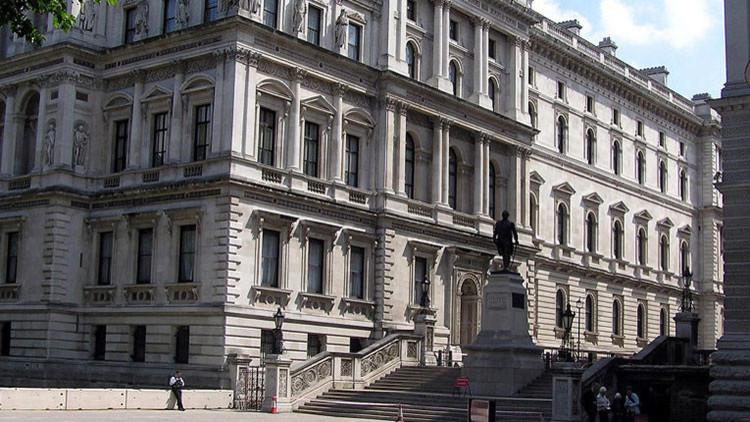 """Londres: """"Reino Unido no suministra armas letales a ninguna parte del conflicto en Siria"""""""
