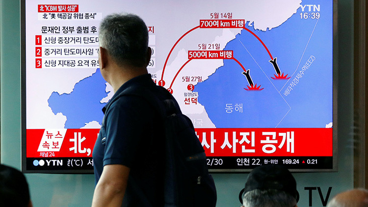 """Jefe militar: La guerra es """"horrible"""" pero Corea del Norte nunca igualará nuclearmente a EE.UU."""