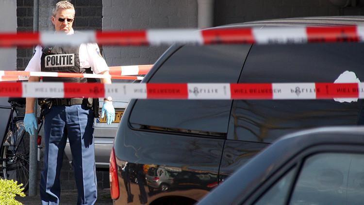 Detenido el hombre que tomó rehenes en una emisora neerlandesa