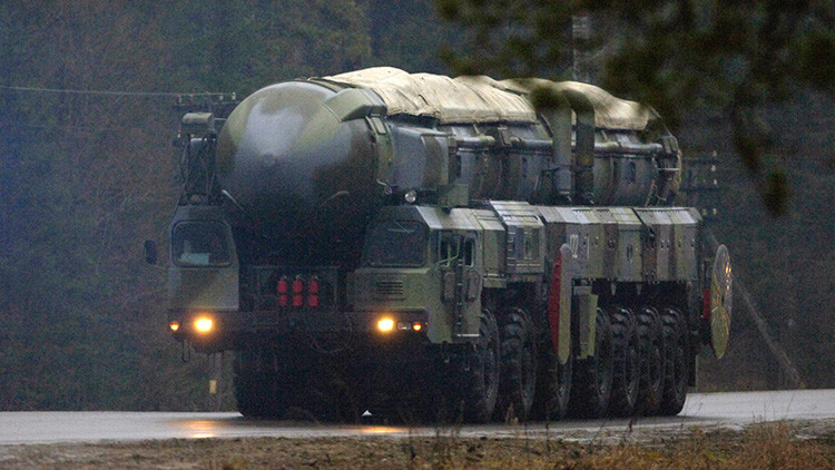 Las instalaciones móviles de misiles Yars y Topol-M inician una 'patrulla nuclear' en Rusia