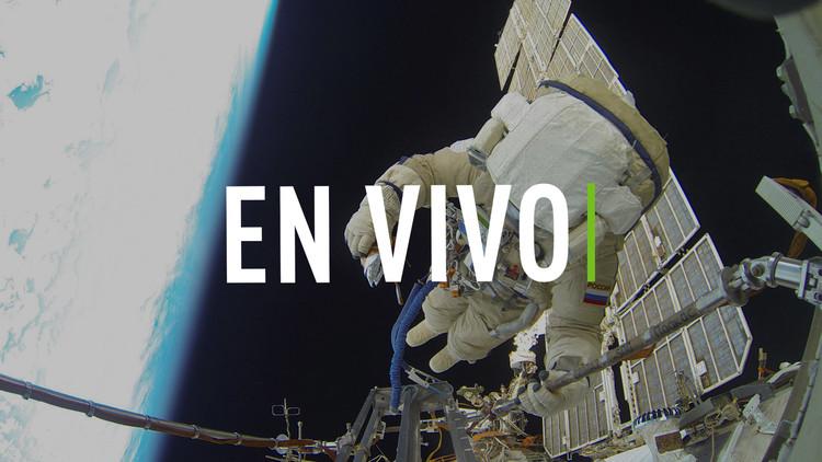 EN VIVO: Dos cosmonautas rusos salen de la estación orbital para realizar una caminata espacial