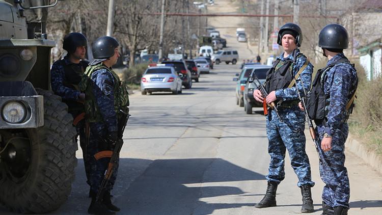 Dos personas mueren en una explosión en Daguestán, al sur de Rusia