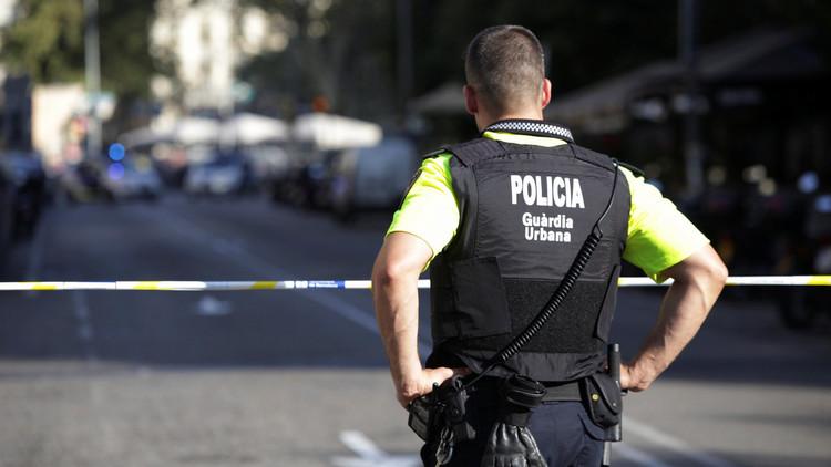 La Policía detiene a un presunto implicado en el atentado de Barcelona (VIDEO)