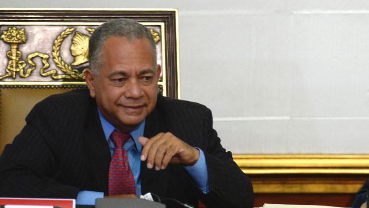 Asamblea Nacional Constituyente venezolana cambia a su primer vicepresidente