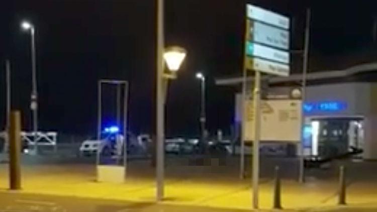 FUERTE VIDEO desde Cambrils, donde tuvo lugar un segundo atentado terrorista  (18+)
