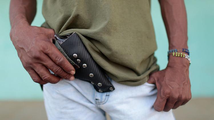 Indígenas de Tabasco forman autodefensas para combatir a la delincuencia
