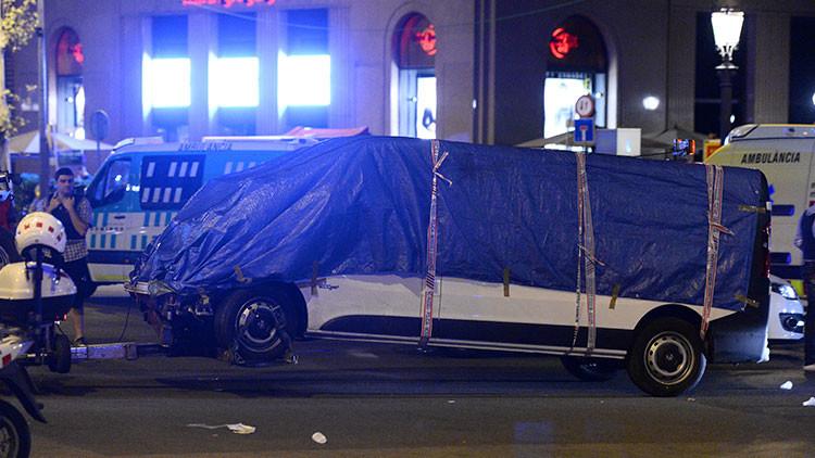Incertidumbre en Barcelona: el 'conductor' muerto en la Diagonal no fue abatido por la Policía