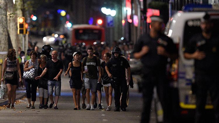 Escalofriante: esto es lo que escribió el presunto autor del ataque de Barcelona en las redes