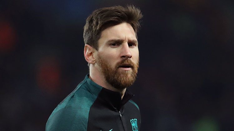 El mensaje de Lionel Messi tras el atentado terrorista en Barcelona