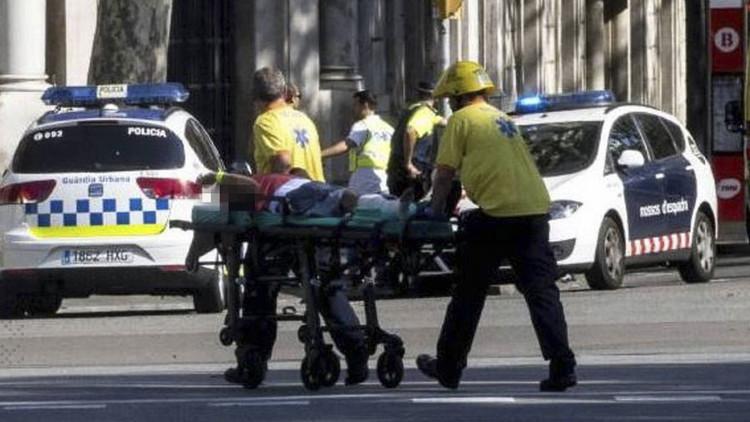 Ciudadanos de más de 30 países entre las víctimas de los atentados en Cataluña