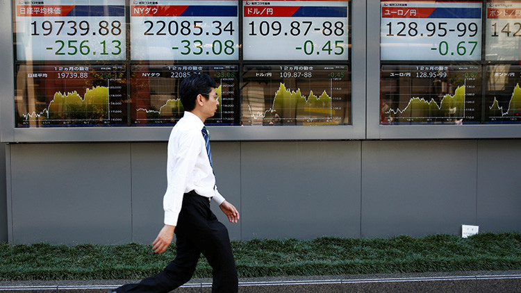 El 'índice del pánico' se dispara y los mercados caen tras el atentado en Barcelona