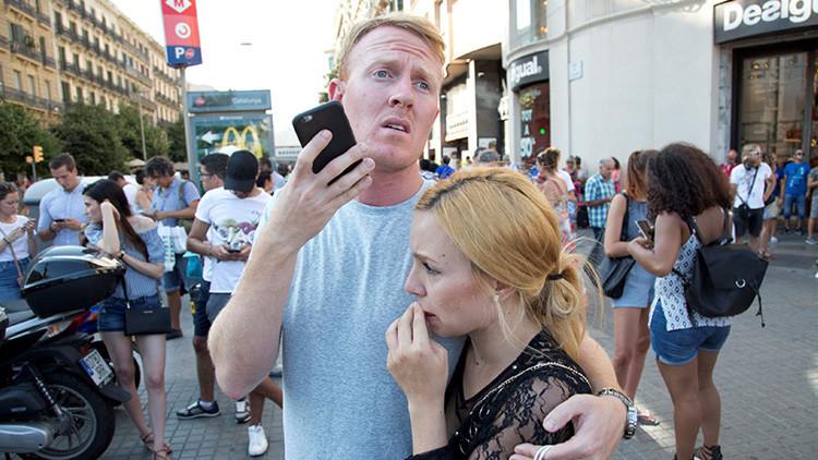 Así se utilizó WhatsApp para propagar bulos tras el atentado en Barcelona