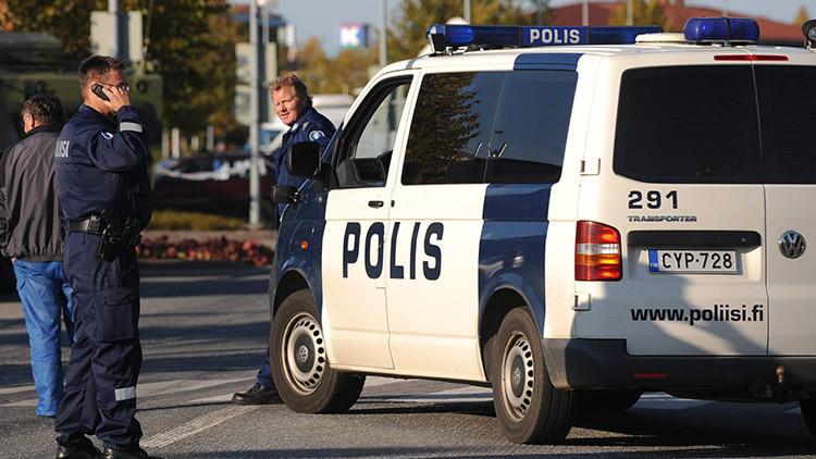 Finlandia: Dos muertos y seis heridos en un apuñalamiento en la ciudad de Turku (FOTOS)