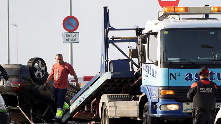 Héroe: Un solo policía abatió a cuatro de los cinco terroristas del ataque a Cambrils