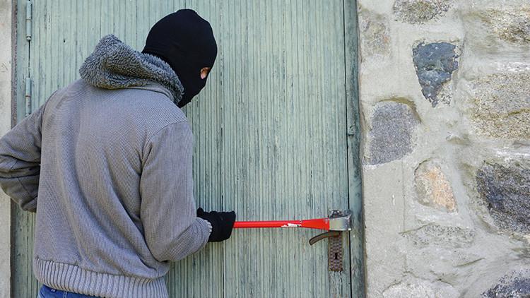 México: si ves signos extraños en la puerta de tu casa, prepárate para robo inminente