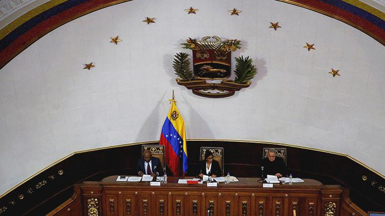 Asamblea Constituyente plantea penas mayores para 'crímenes de odio' en Venezuela