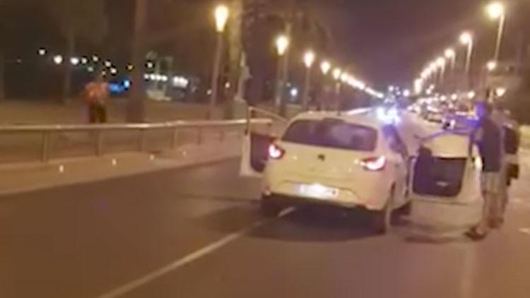 IMPACTANTE VIDEO (18+): Captan el momento en que la Policía abate a un terrorista en Cambrils