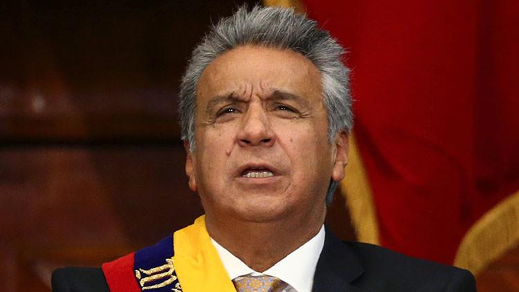 El presidente de Ecuador da por terminadas las funciones de seis embajadores