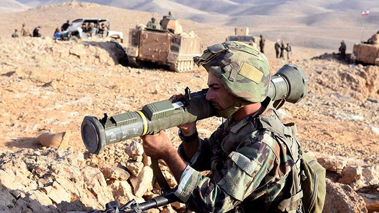 Líbano anuncia una ofensiva contra el Estado Islámico en la frontera con Siria