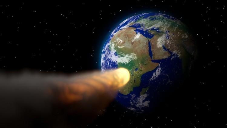 La NASA publica video con la trayectoria del asteroide de 4,4 km de diámetro que se acerca a Tierra