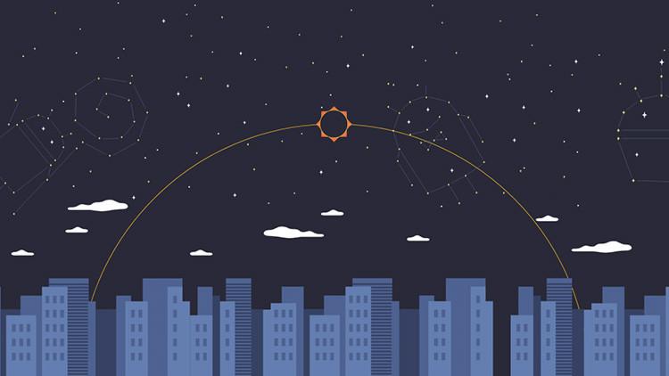 """Nueva versión de Android """"tocará tierra"""" en el día del eclipse solar"""