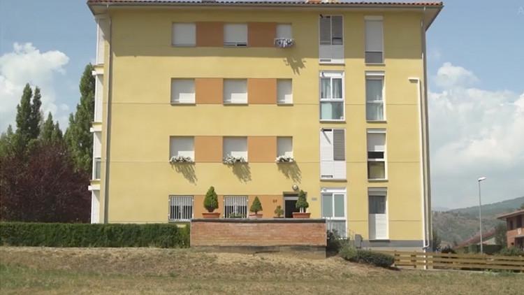 Así es el apartamento donde el 'yihadista de la Rambla' vivía con su madre y hermanas (VIDEO)