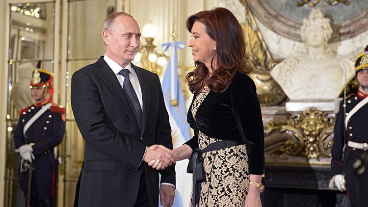 Las mujeres latinas más admiradas por los rusos