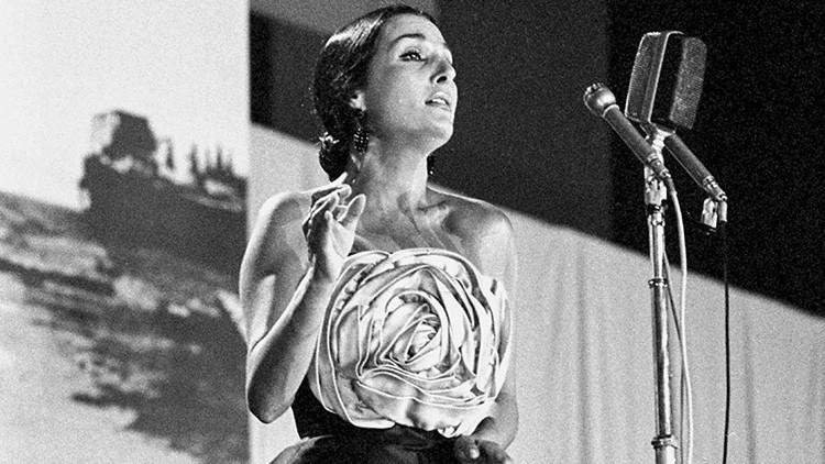 Fallece la actriz y cantante Nati Mistral a los 88 años