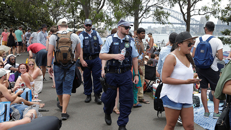 Australia revela una estrategia para prevenir atentados con atropellos
