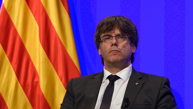 """""""El otro detenido por los atentados es catalán, Carles Puigdemont"""": Garrafal error de TV mexicana"""